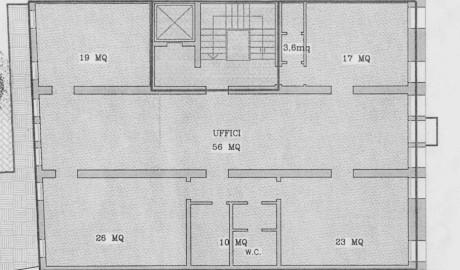 Image for TV 4481- Affittasi uffici in centro storico varie metrature