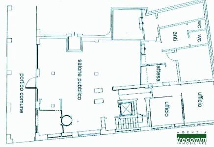 Image for TV 4348 – Affittasi ampia unità commerciale – direzionale, Treviso centro