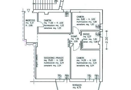 Image for TV 4497 – Vendesi appartamento ristrutturato, comodo al centro città di Treviso